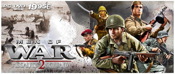 Men of War - Juegos - PC - Español