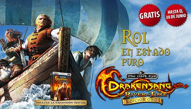 Drakensang - Juegos - PC - Español