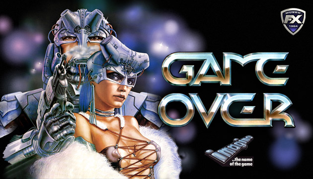 Game over - Juegos - PC - Español