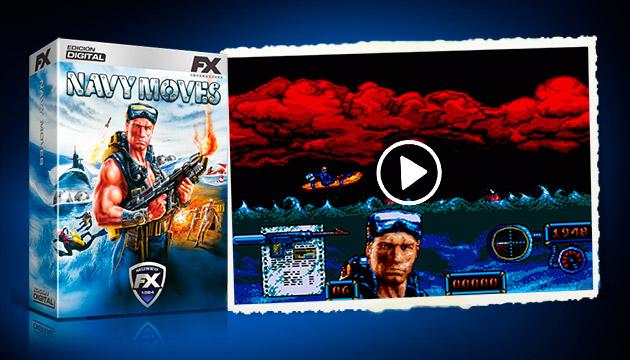 Navy Moves - Juegos - PC - Español