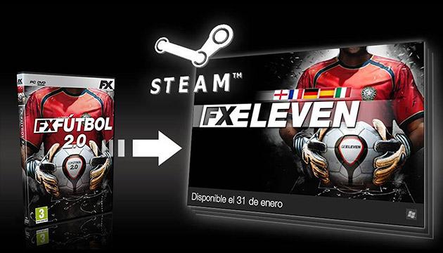 FX Fútbol - Juegos - PC - Español