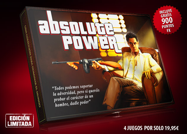 Absolute Power - Juegos - PC - Español - Estrategia