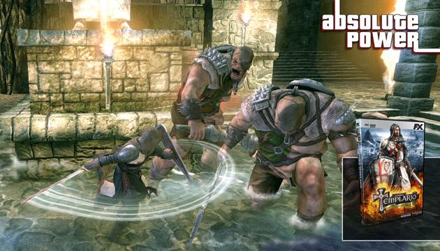 Absolute Power - Juegos - PC - Español