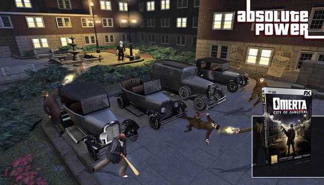 Absolute Power - Giochi - PC - Italiano - Sstrategia