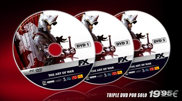Art of War - Juegos - PC - Español - Aventura