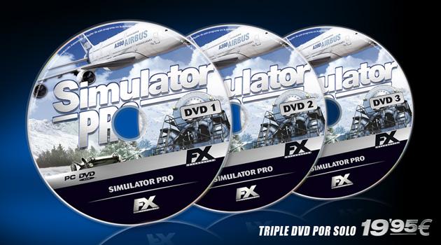 Simulator PRO - Juegos - PC - Español - Simulación
