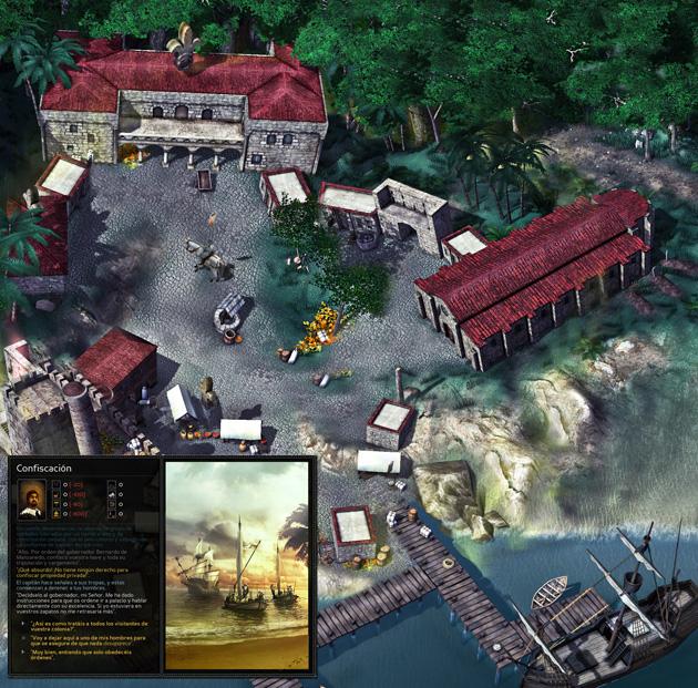 Conquistadores del Nuevo Mundo - Juegos - PC - Español - Estrategia