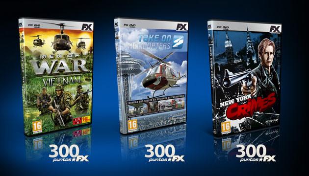 FX Online Store - Juegos - PC - Español - Aventuras - Estrategia - Rol - Simulación - Coches