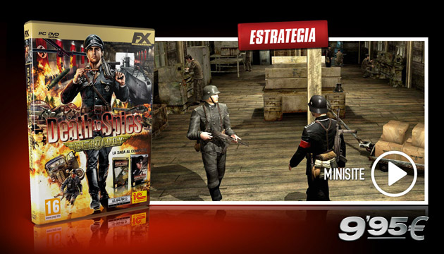 Death to Spies Anthology - Juegos - PC - Español - Estrategia