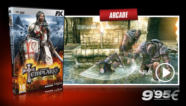 El Primer Templario- Juegos - PC - Español - Acción