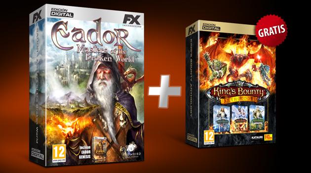 Eador - Juegos - PC - Español - Rol - Estrategia