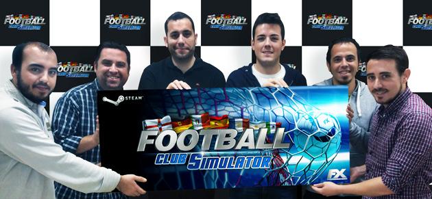 Fútbol Club Simulator - Juegos - PC - Español
