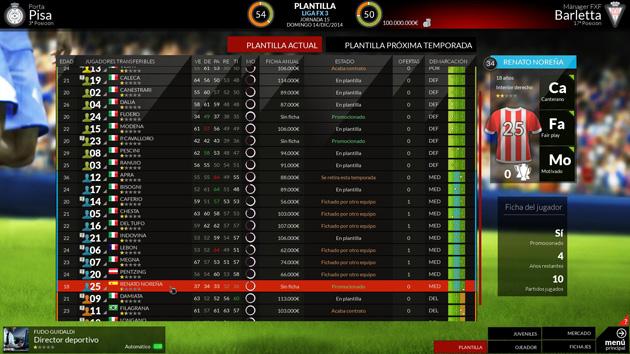 FX Ftbol 20 - Juegos - PC - Espaol - Ftbol