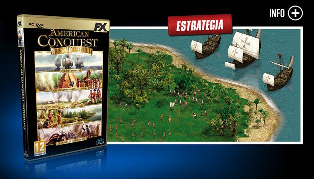 American Conquest - Juegos - PC - Español - Estrategia