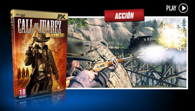 Call of Juarez - Juegos - PC - Español - Acción