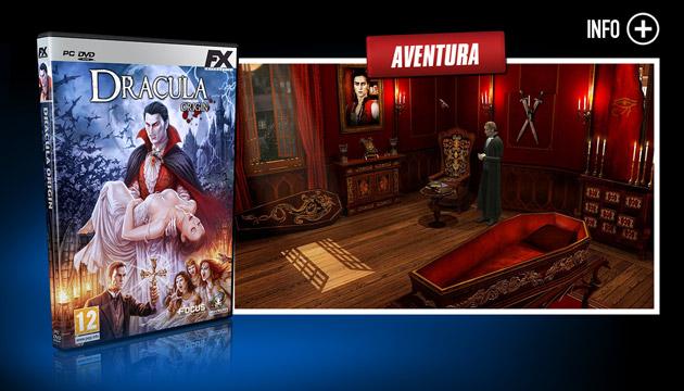 Dracula - Juegos - PC - Español - Aventura