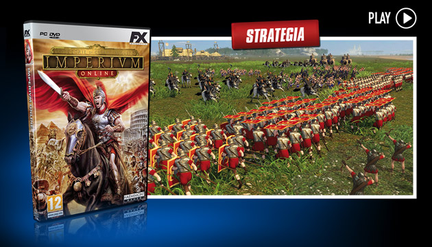 Imperivm Online - Giochi - PC - Italiano - Strategia