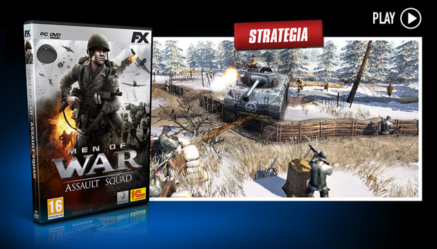Men of War Assault Squad - Giochi - PC - Italiano - Avventura