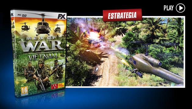 Men of War Vietnam - Juegos - PC - Español - Estrategia