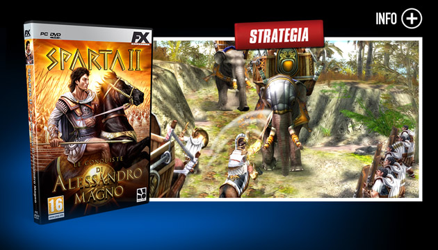 Sparta II - Giochi - PC - Italiano - Strategia