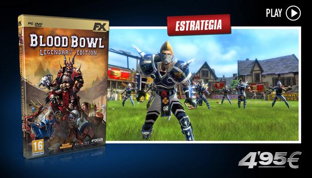 Blood Bowl - Juegos - PC - Español