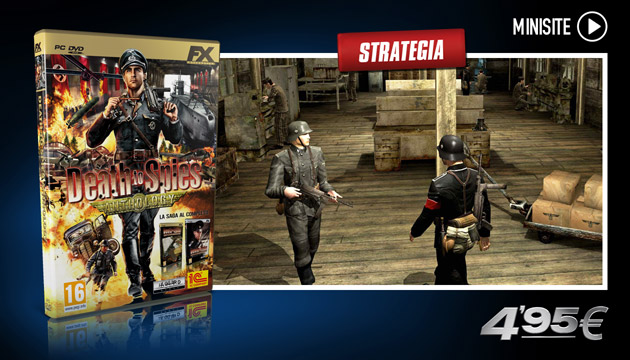 Death to Spies Anthology - Giochi - PC - Italiano