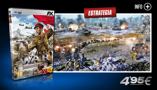 Men of War CH - Juegos - PC - Español