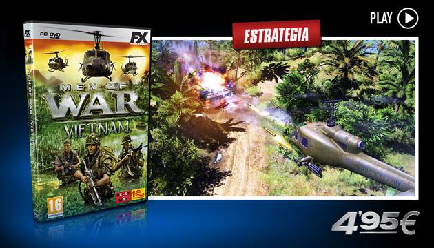 Men of War Vietnam - Juegos - PC - Español