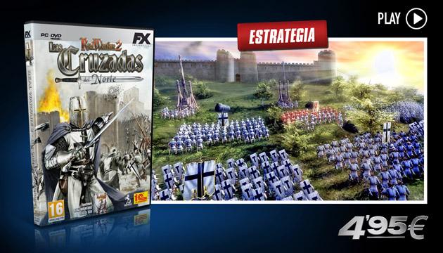 Real Warfare 2 Las Cruzadas del Norte - Juegos - PC - Español