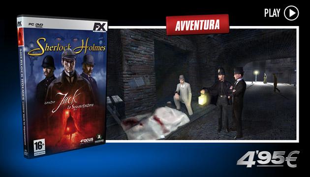 Sherlock Holmes 5 - Giochi - PC - Italiano