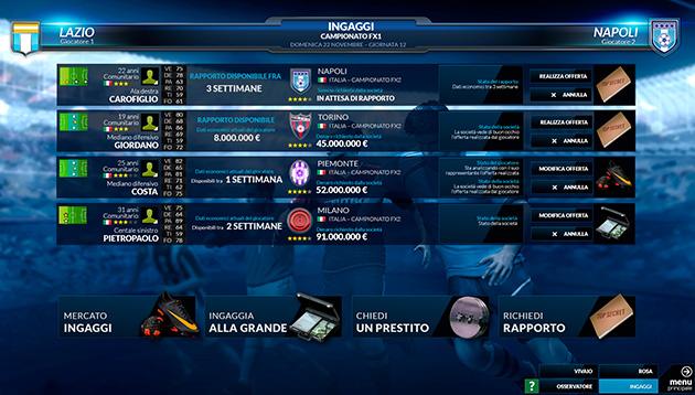 FX Calcio 2015 - Giochi - PC - Italiano - Calcio