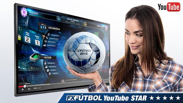 FX Fútbol 2015 - Juegos - PC - Español