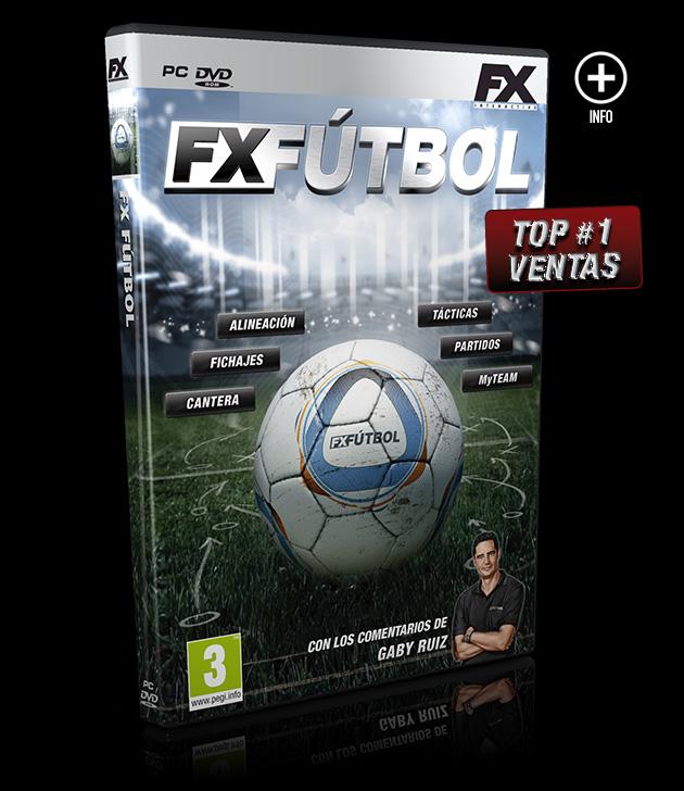 FX Fútbol - Juegos - PC - Español - Fútbol