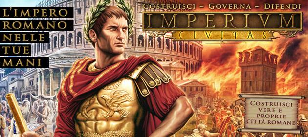 Imperivm Civitas - Giochi - PC - Italiano - Strategia