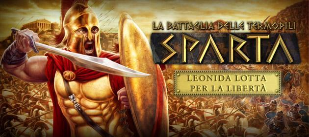 Sparta - Giochi - PC - Italiano - Strategia