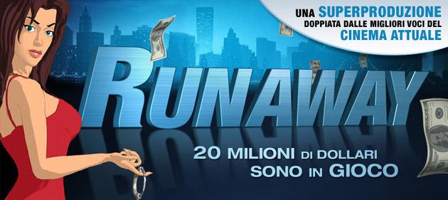 Runaway - Giochi - PC - Italiano - Avventura