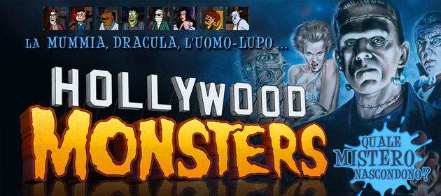 Hollywood Monsters - Giochi - PC - Italiano - Avventura