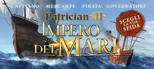 Patrician III - Giochi - PC - Italiano - Strategia