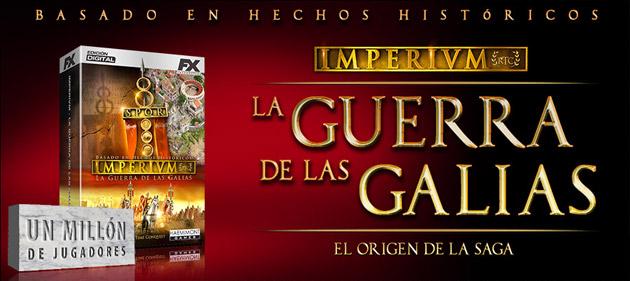 Imperivm La Guerra de las Galias - Juegos - PC - Español - Estrategia