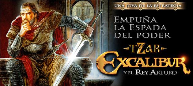Tzar Excalibur - Juegos - PC - Español - Estrategia
