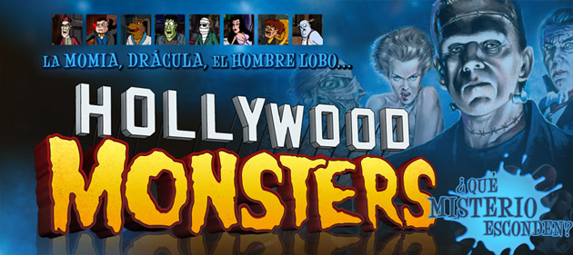 Hollywood Monsters - Juegos - PC - Español - Aventura