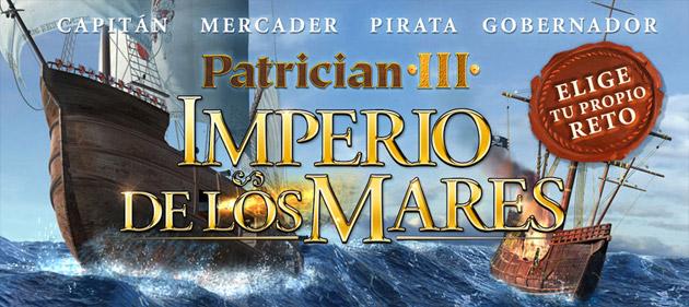 Patrician III Imperio de los Mares - Juegos - PC - Español - Estrategia