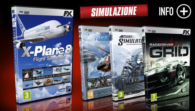 Simuladores - Juegos - PC - Español