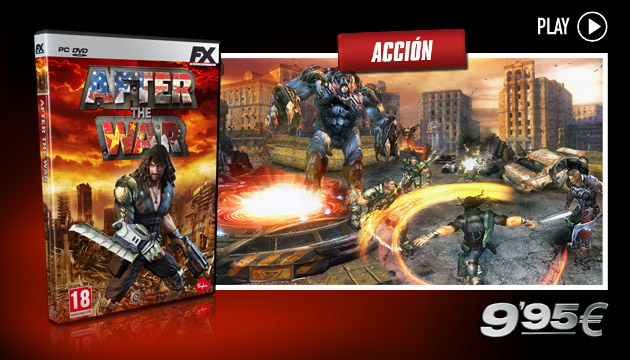 After the War - Juegos - PC - Español