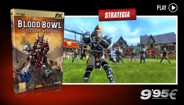 Blood-Bowl - Giochi - PC - Italiano - Ruolo
