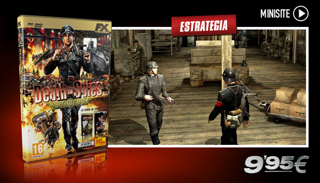 Death to Spies Anthology - Juegos - PC - Español