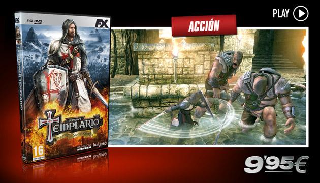 El Primer Templario - Juegos - PC - Español - Acción