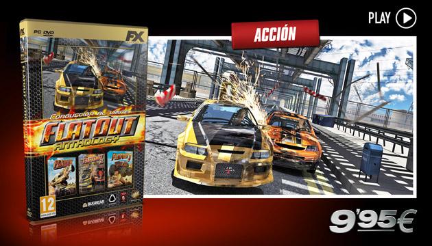 FlatOut Anthology - Juegos - PC - Espanol - Acción