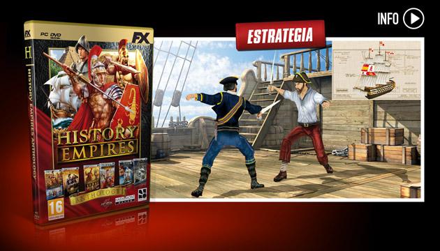 History-empires - Juegos - PC - Español - Estrategia