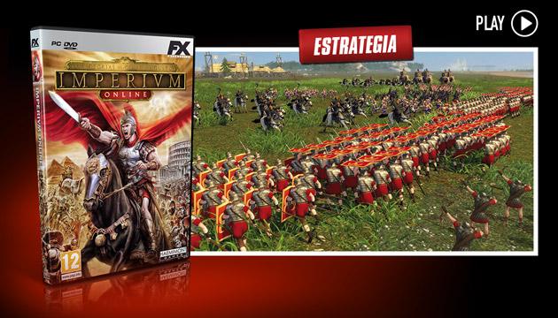 Imperivm Online - Juegos - PC - Español - Estrategia